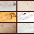 El arte erótico de Gustav Klimt. Ilustraciones y dibujos