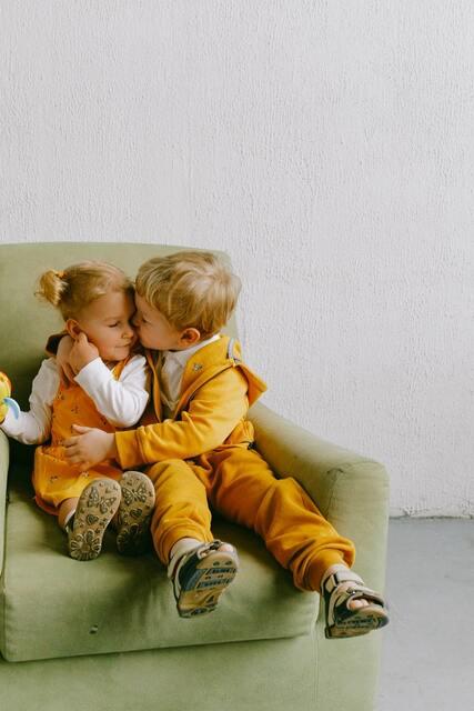 Desarrollo de la sexualidad infantil: etapa de los 3 - 4 años