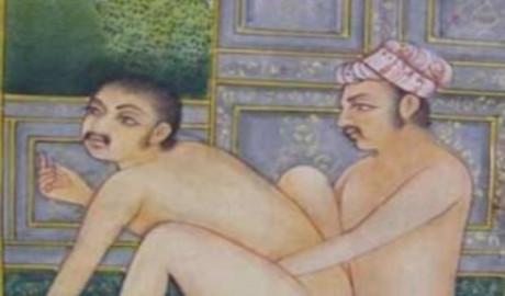 "Kamasutra Gay: Posturas ""el pasivo manda"""